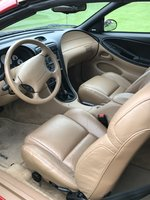 Picture of 1994 Ford Mustang SVT Cobra 2 Dr STD Convertible