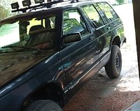 Picture of 1994 Chevrolet S-10 Blazer 4 Dr Tahoe 4WD SUV, exterior