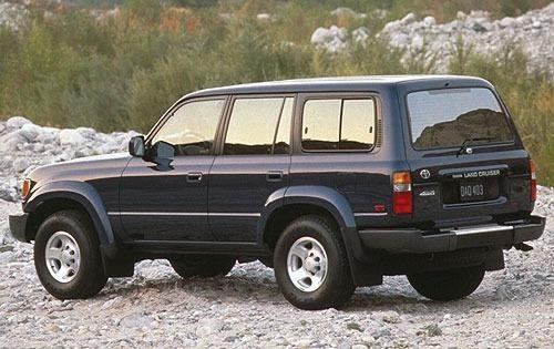 Marvelous Picture Of 1993 Toyota Land Cruiser 4WD, Exterior, Gallery_worthy
