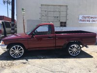 Picture of 1995 Toyota Pickup 2 Dr DX Standard Cab SB, exterior, gallery_worthy