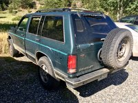 Picture of 1994 Chevrolet S-10 Blazer 4 Dr Tahoe 4WD SUV, exterior, gallery_worthy