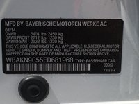 Picture of 2014 BMW 5 Series 550i, interior