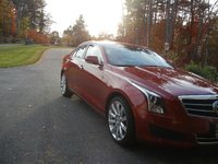 Picture of 2014 Cadillac ATS 2.0T Luxury AWD, exterior