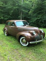 1939 Buick Special Overview