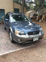 Picture of 2005 Subaru Outback 2.5 i Wagon