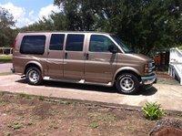 Picture of 2000 Chevrolet Express G1500 LS Passenger Van, exterior
