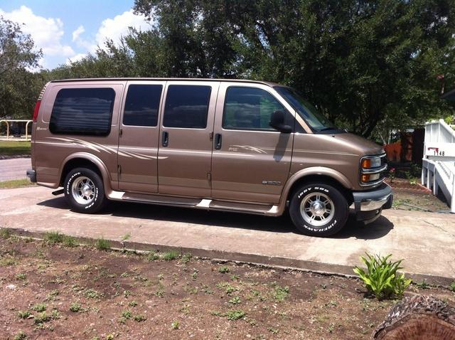 Picture of 2000 Chevrolet Express G1500 LS Passenger Van