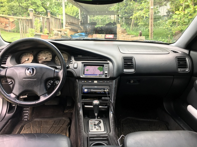 Lovely Picture Of 2002 Acura TL Type S FWD With Navigation, Interior,  Gallery_worthy Great Ideas