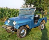 1963 Jeep CJ5 Overview