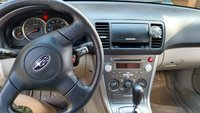 Picture of 2007 Subaru Outback 2.5i Basic, interior