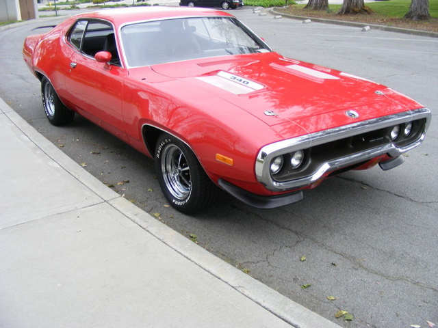 Picture of 1972 Plymouth Road Runner