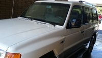 Picture of 1999 Mitsubishi Montero Base 4WD, exterior, gallery_worthy