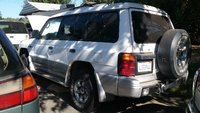 Picture of 1999 Mitsubishi Montero Base 4WD, interior, gallery_worthy