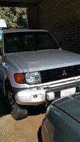 Picture of 1999 Mitsubishi Montero Base 4WD, exterior