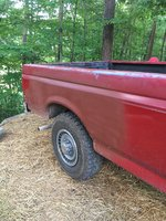 Picture of 1991 Ford F-250 2 Dr XL Standard Cab LB, exterior