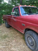 Picture of 1991 Ford F-250 2 Dr XL Standard Cab LB