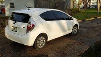 Picture of 2014 Toyota Prius c Two, exterior