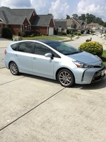 Picture of 2015 Toyota Prius v Five, exterior