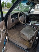 Picture of 1995 Toyota Land Cruiser 4WD, interior