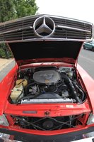 Picture of 1987 Mercedes-Benz SL-Class 560SL, engine