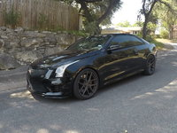 Picture of 2016 Cadillac ATS-V Coupe Base, exterior, gallery_worthy
