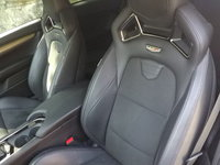 2016 Cadillac Ats V Coupe Interior Pictures Cargurus