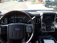 Picture of 2016 Ford F-350 Super Duty Platinum Crew Cab 4WD, interior