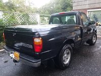 2001 Mazda B-Series Pickup Overview