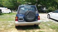 Picture of 1996 Suzuki Sidekick 4 Dr Sport JLX 4WD SUV, exterior