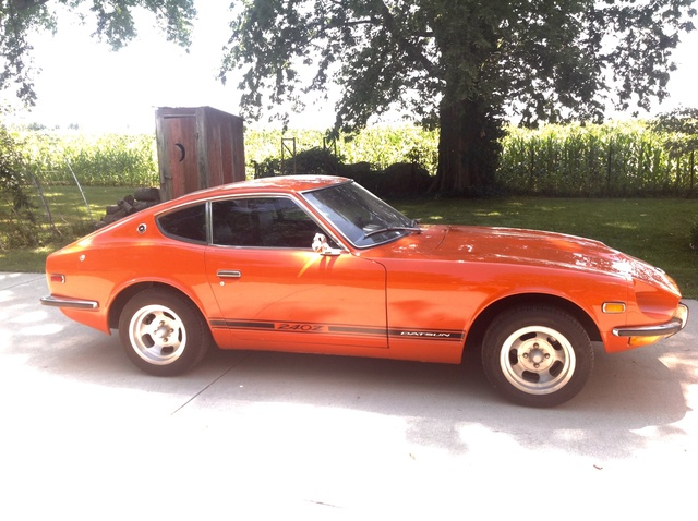 Picture of 1971 Datsun 240Z