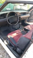 Picture of 1991 Mercury Capri 2 Dr STD Convertible