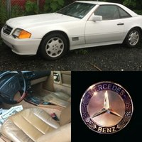 Picture of 1993 Mercedes-Benz SL-Class 300SL, exterior, gallery_worthy