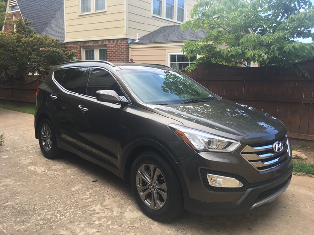 Picture of 2014 Hyundai Santa Fe Sport 2.4L Luxury AWD