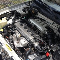 Picture of 1994 Nissan Sentra E Coupe, engine, gallery_worthy