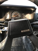 Picture of 1986 Toyota 4Runner 2 Dr STD, interior