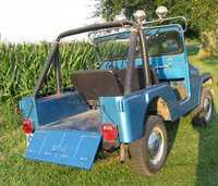 1963 Jeep CJ5 Picture Gallery