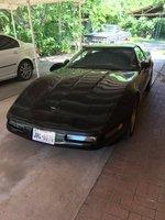 Picture of 1991 Chevrolet Corvette Coupe