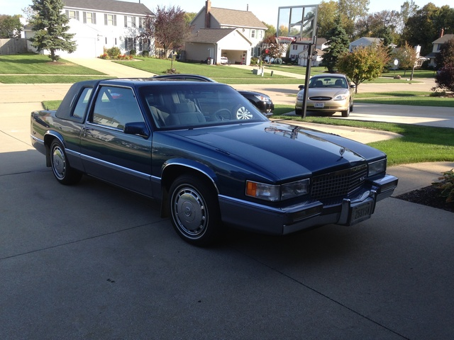 Picture of 1990 Cadillac DeVille Coupe FWD