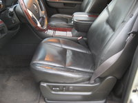 Picture of 2011 Cadillac Escalade EXT Luxury 4WD, interior, gallery_worthy