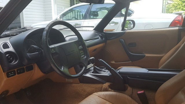 1995 mazda mx 5 miata interior pictures cargurus. Black Bedroom Furniture Sets. Home Design Ideas