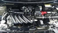 Picture of 2017 Nissan Versa SV, engine
