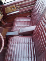 Picture of 1983 Buick Riviera STD Convertible, interior
