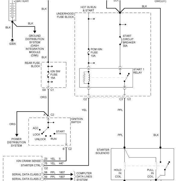 2000 pontiac bonneville wiring diagram pontiac bonneville questions 2003 pontiac bonneville no crank  2003 pontiac bonneville no crank