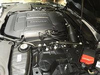 Picture of 2014 Jaguar F-TYPE S Convertible, engine