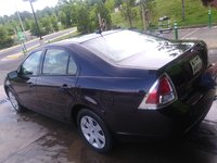 Picture of 2007 Ford Fusion S, exterior