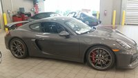 Picture of 2016 Porsche Cayman GT4, exterior