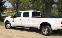 Picture of 2014 Ford F-450 Super Duty Platinum Crew Cab 8ft Bed DRW 4WD, exterior, gallery_worthy