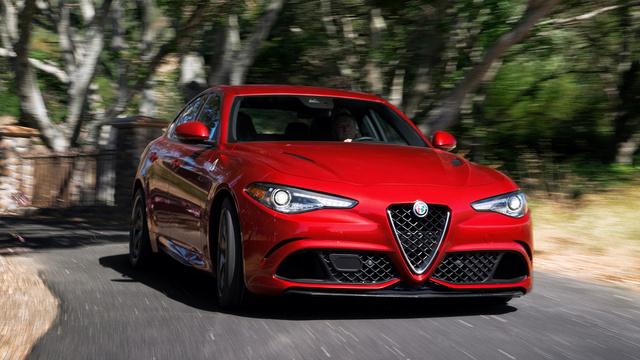 2019 Alfa Romeo Giulia Cargurus