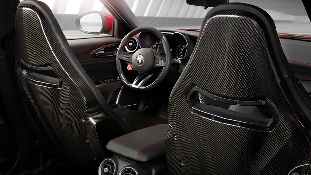 Picture Of 2018 Alfa Romeo Giulia Quadrifoglio RWD, Interior, Gallery_worthy