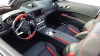 Picture of 2016 Mercedes-Benz SL-Class SL 550, interior, gallery_worthy